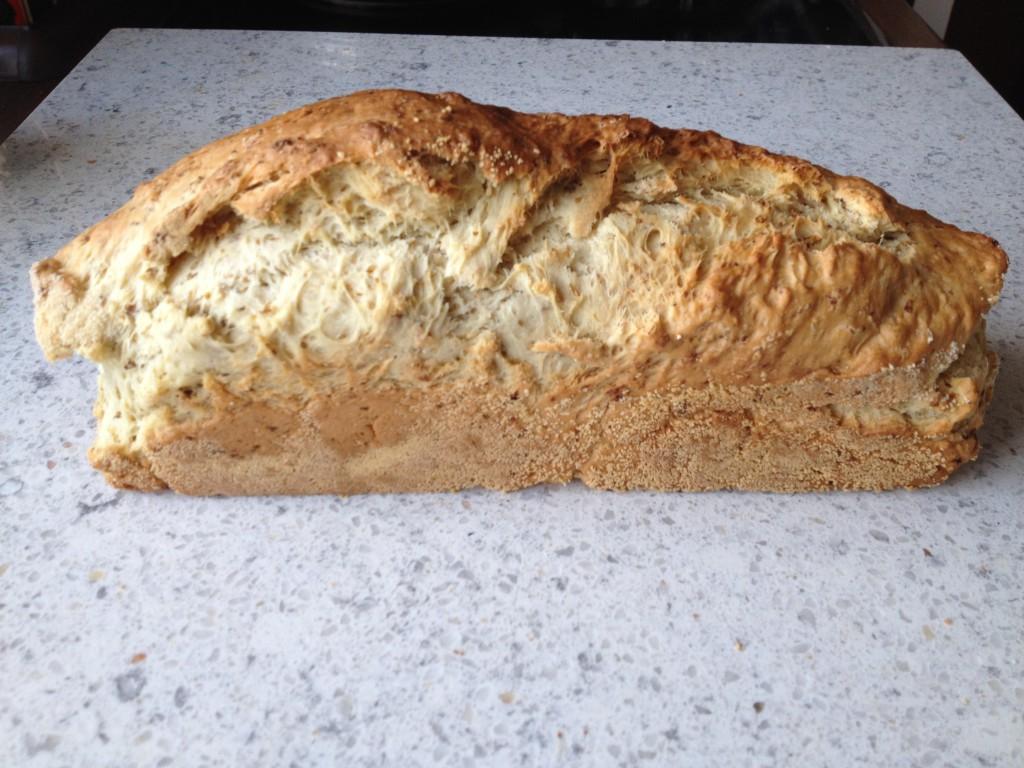 Holunderblüten-Brot
