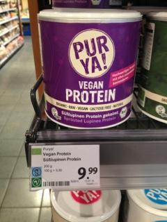 Veganes Proteinpulver (Copyright: wilderwegesrand.de)