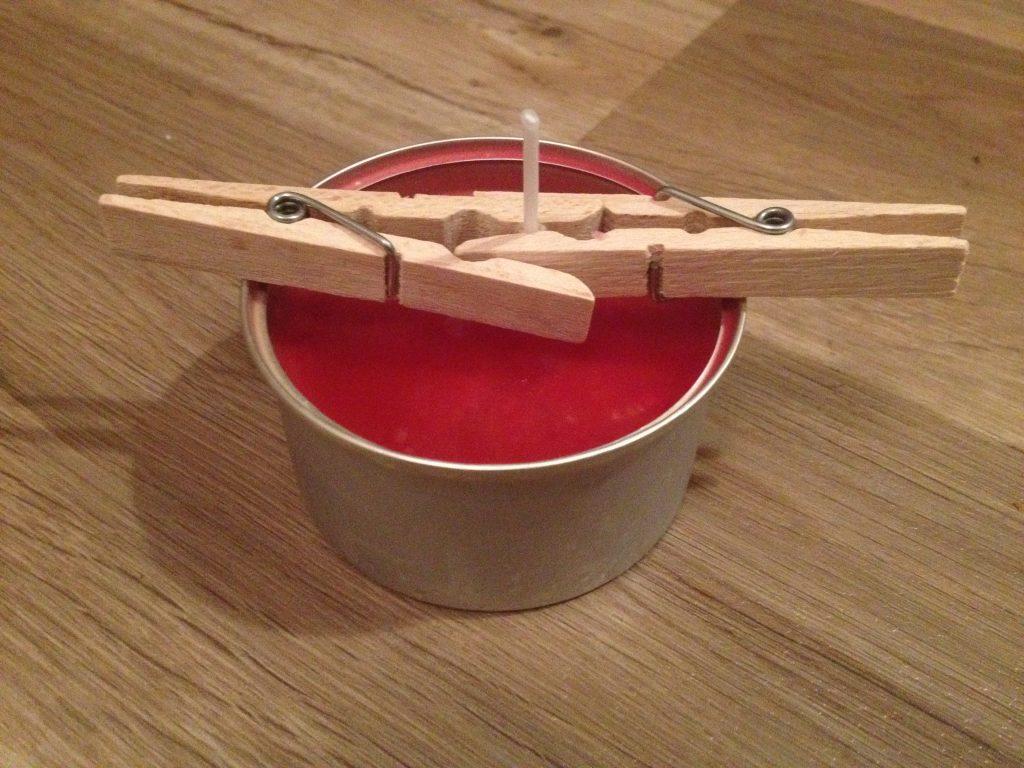 DIY-Maxi-Teelicht aus Kerzenresten (Copyright: wilderwegesrand.de)