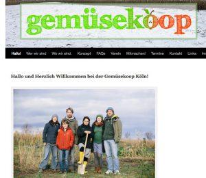 Screenshot Gemüsekoop (Copyright: wilderwegesrand.de)